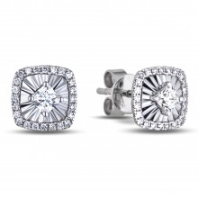 Diamond Stud Earrings AFCE1945030 (Earrings)