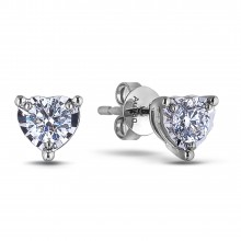Diamond Stud Earrings AFCE1628020 (Earrings)