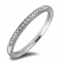 Diamond Wedding Bands SGR1225W (Rings)