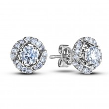 Diamond Stud Earrings AFE0453020 (Earrings)