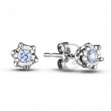 Diamond Stud Earrings AFCE0103020 (Earrings)