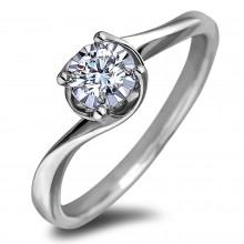 Diamond Solitaire Rings AFCR1022020 (Rings)
