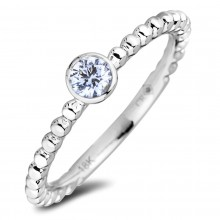 Diamond Solitaire Rings SGR1250 (Rings)