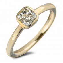 Diamond Solitaire Rings SGR1269 (Rings)
