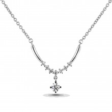 Diamond Necklaces AFN2609 (Pendants)