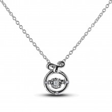 Diamond Alphabet & Zodiac SGP394-LEO (Pendants)