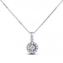 Diamond Pendants CRL-P13723A (Pendants)